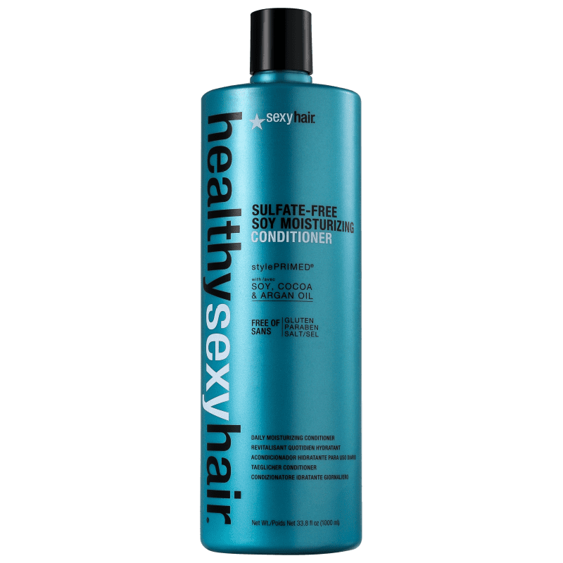 Sexy Hair Healthy Color Safe Soy Moisturizing - Condicionador 1000ml