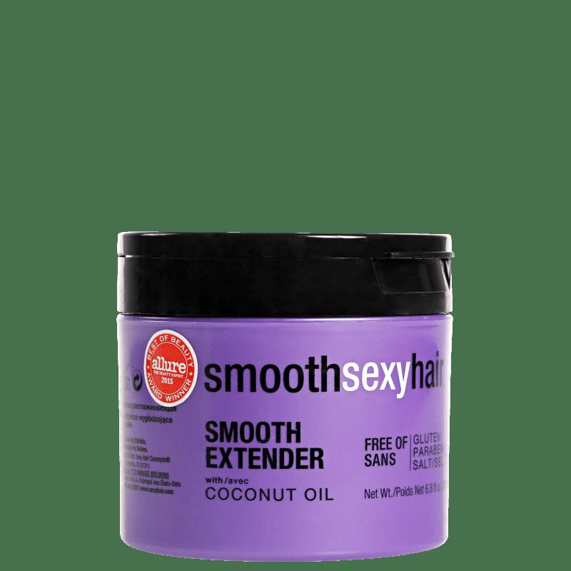 Sexy Hair Smooth Smooth Extender - Máscara Capilar 200ml