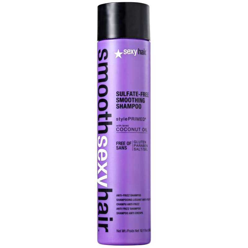 Sexy Hair Smooth - Shampoo sem Sulfato 300ml