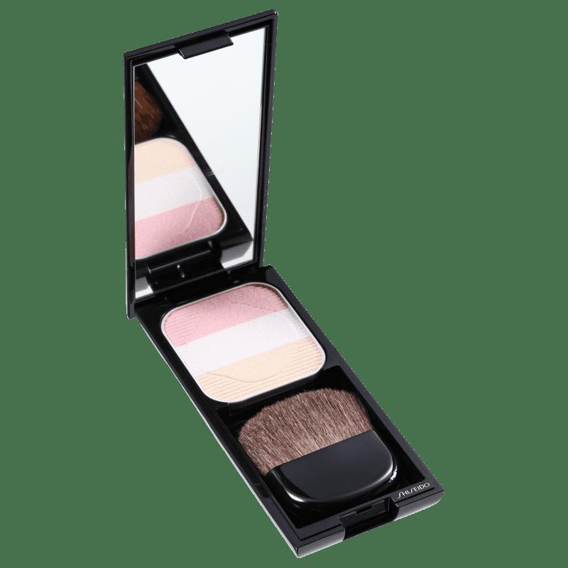 Shiseido Face Color Enhancing Trio Pk1 - Blush Luminoso 7g