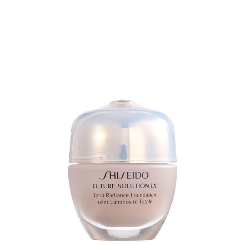 Shiseido Future Solution LX Total Radiance Foundation FPS 15 I40 - Base Cremosa 30ml
