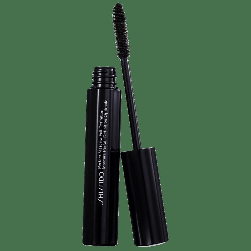 Shiseido Perfect Mascara Full Definition Br602 Brown Brun - Máscara para Cílios 8ml
