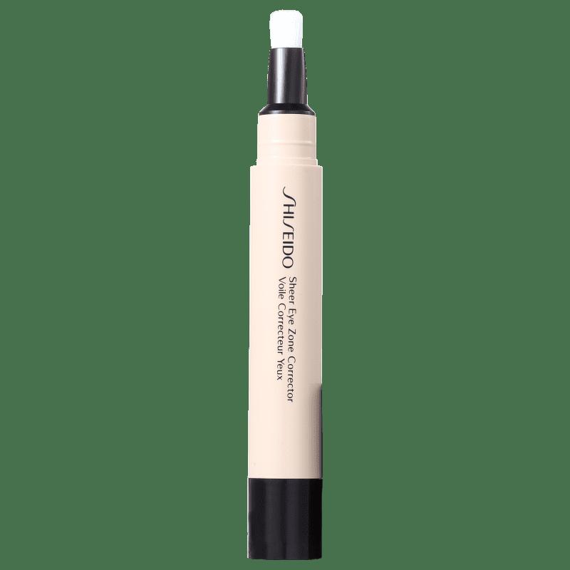Shiseido Sheer Eyes Zone Corrector 103 - Corretivo Líquido 3,8ml