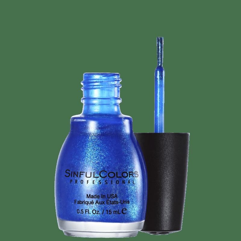 SinfulColors Professional Blue by You - Esmalte Perolado 15ml