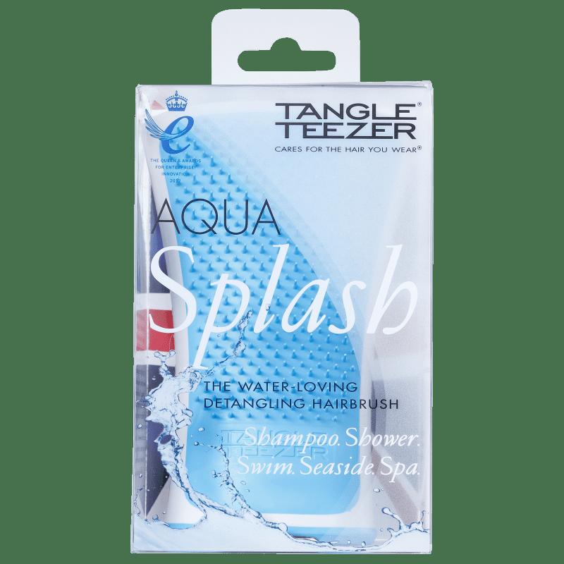 Tangle Teezer Aqua Splash Blue Lagoon - Escova de Cabelo