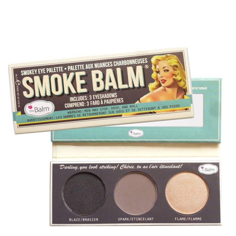 the Balm Smoke Balm 1 - Paleta de Sombras 10,2g