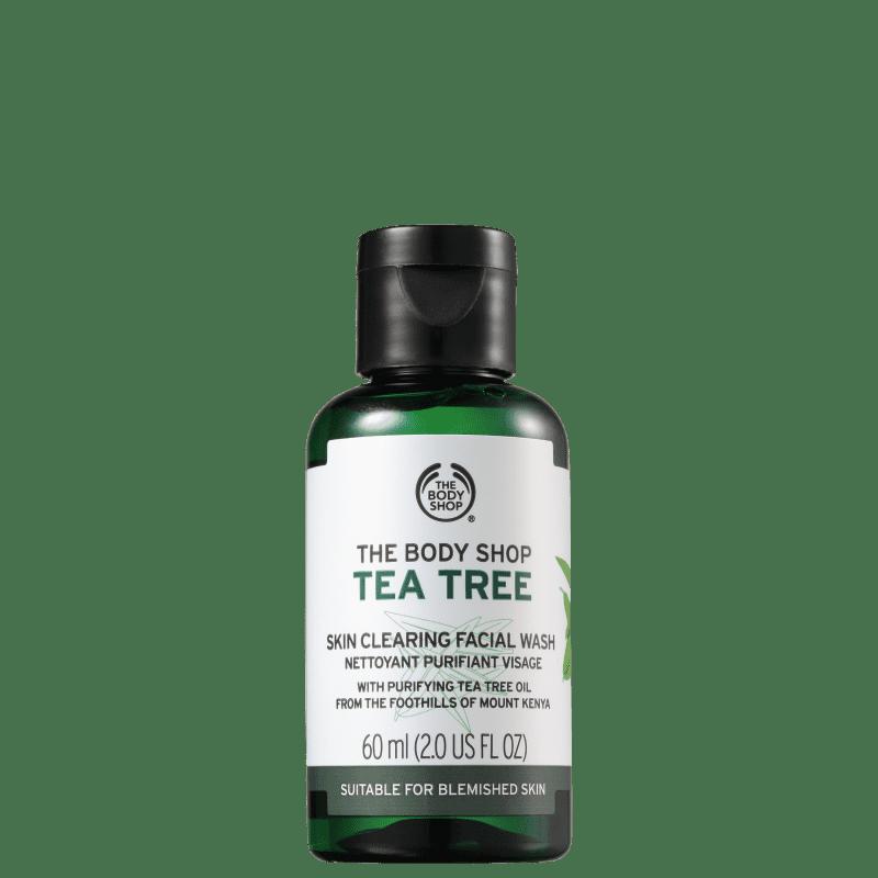 The Body Shop Tea Tree Skin Clearing - Gel de Limpeza 60ml