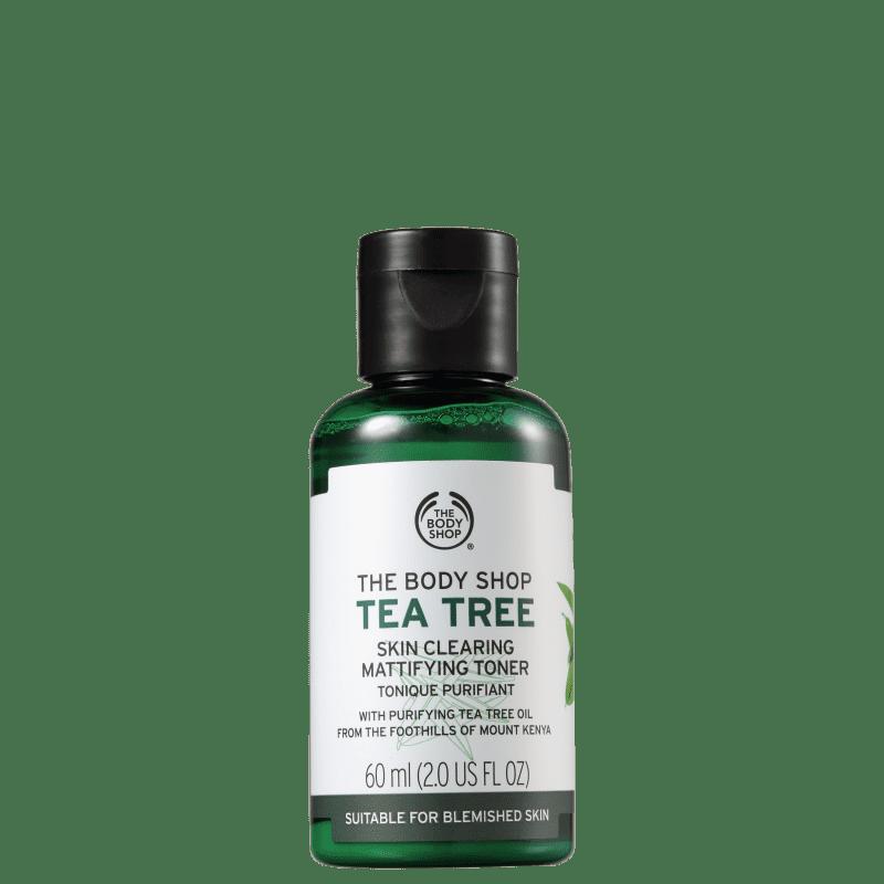 The Body Shop Tea Tree Skin Clearing - Tônico Facial 60ml