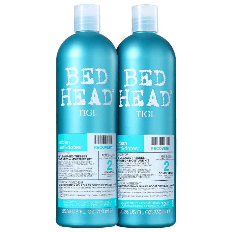 TIGI Bed Head Urban Anti+Dotes #2 Recovery Duo Salon Kit (2 Produtos)