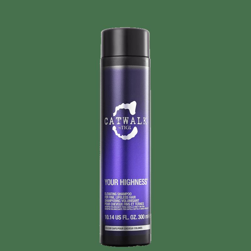 TIGI Catwalk Your Highness Elevating - Shampoo 300ml