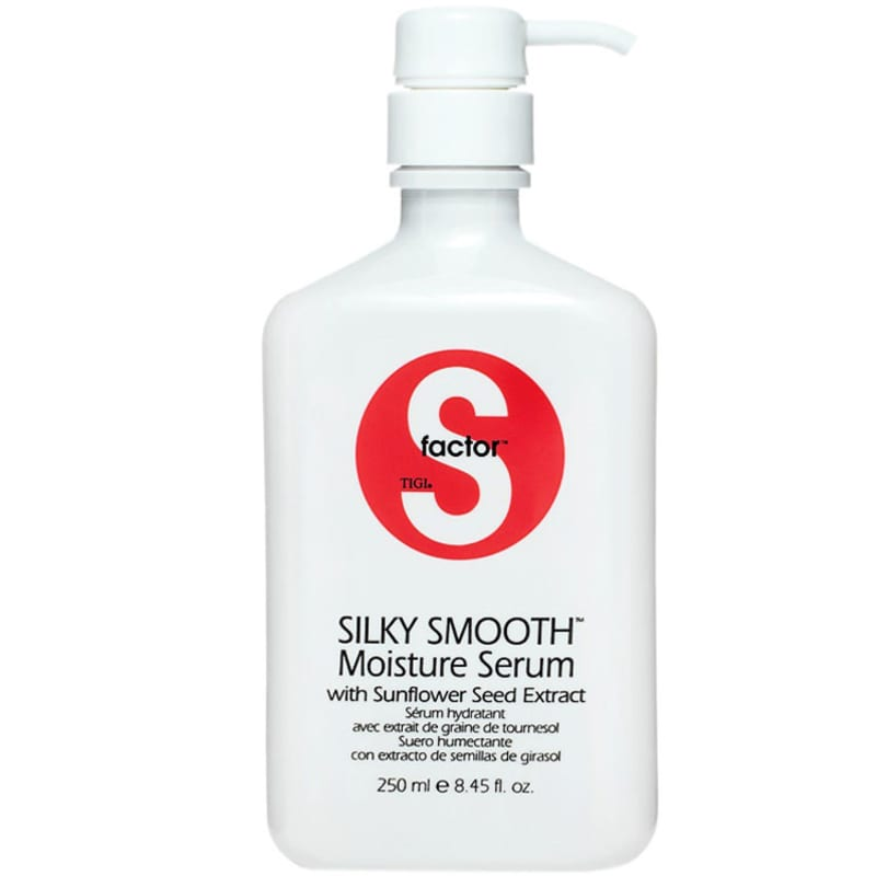 TIGI S-Factor Silky Smooth Moisture Serum - Serum 250ml