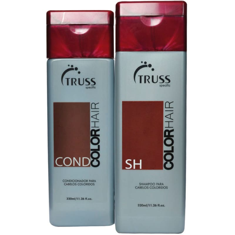 Truss Specific Color Hair Duo Kit
