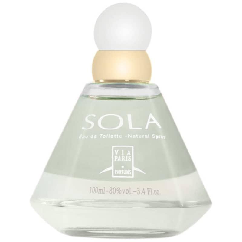 Sola Via Paris Eau de Toilette - Perfume Feminino 100ml