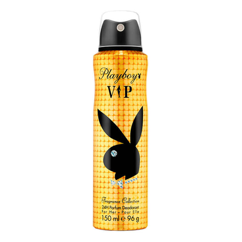 Playboy Vip for Her Deodorant Body Spray - Desodorante Feminino 150ml