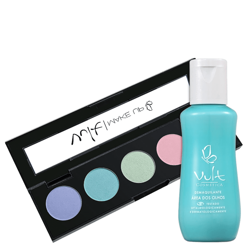 Vult Make Up Candy Eyes Kit (2 Produtos)