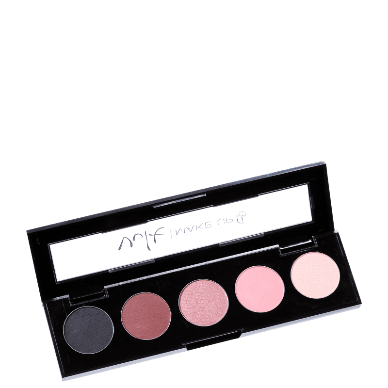 Vult Make Up Quintetos 03 Drama - Paleta de Sombras 8,5g