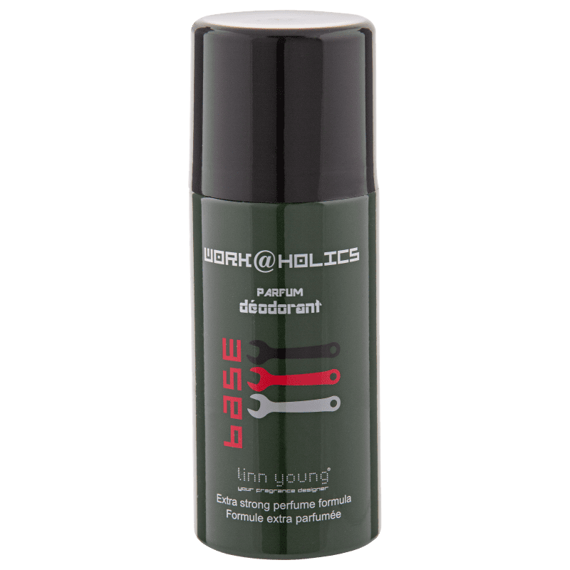 Work@holicks Base Real Time - Spray Desodorante Masculino 150ml