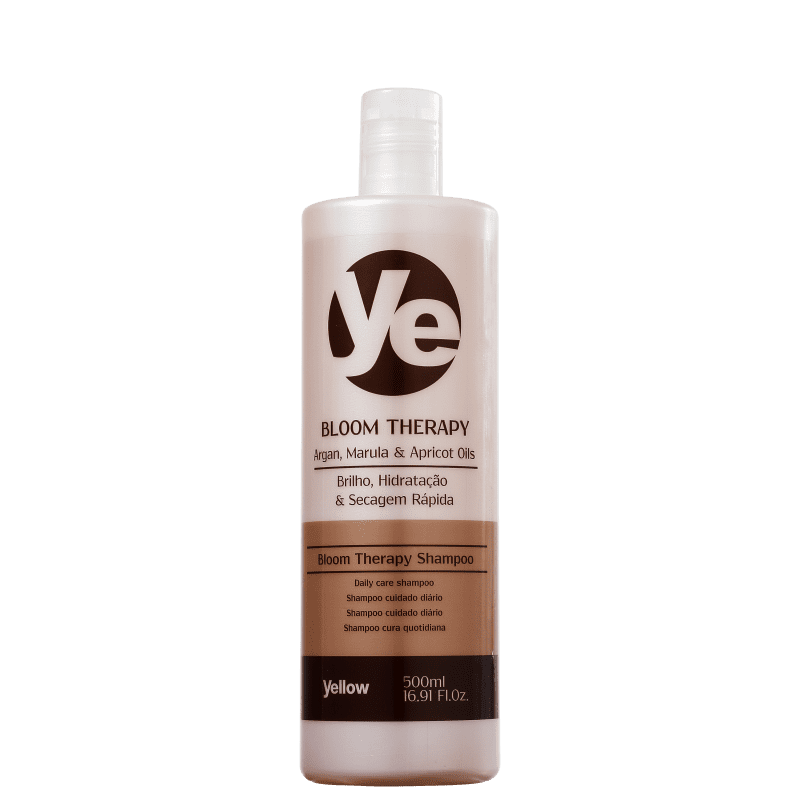 Yellow Bloom Therapy Oil - Shampoo 500ml