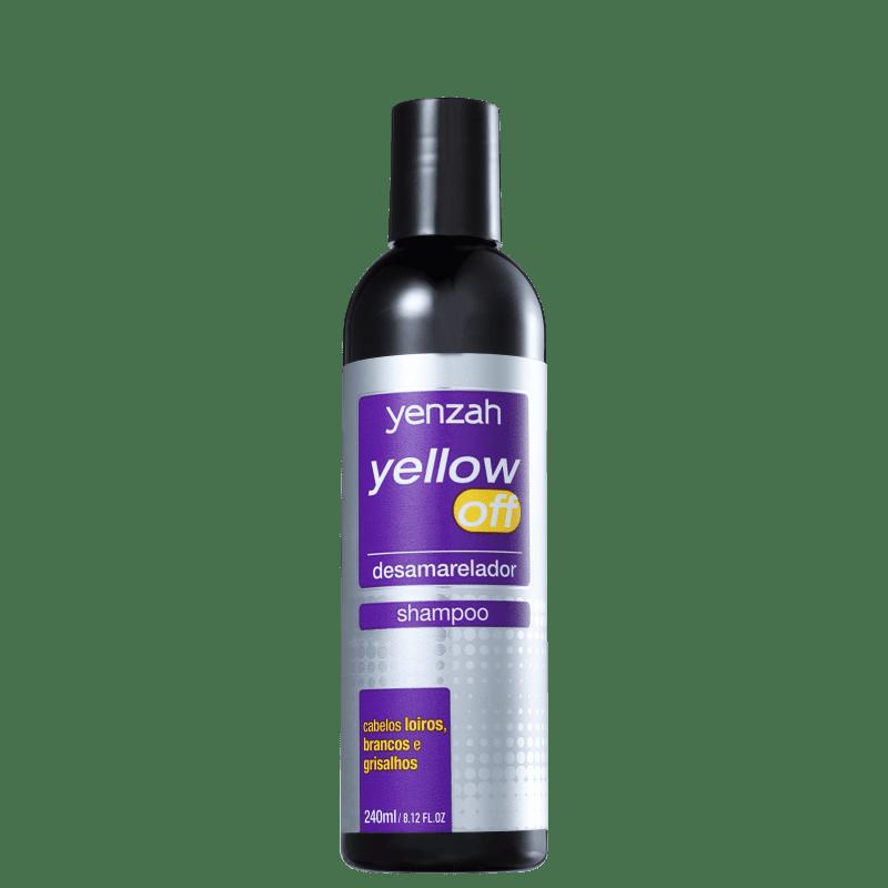 Yenzah Yellow Off - Shampoo Desamarelador 240ml