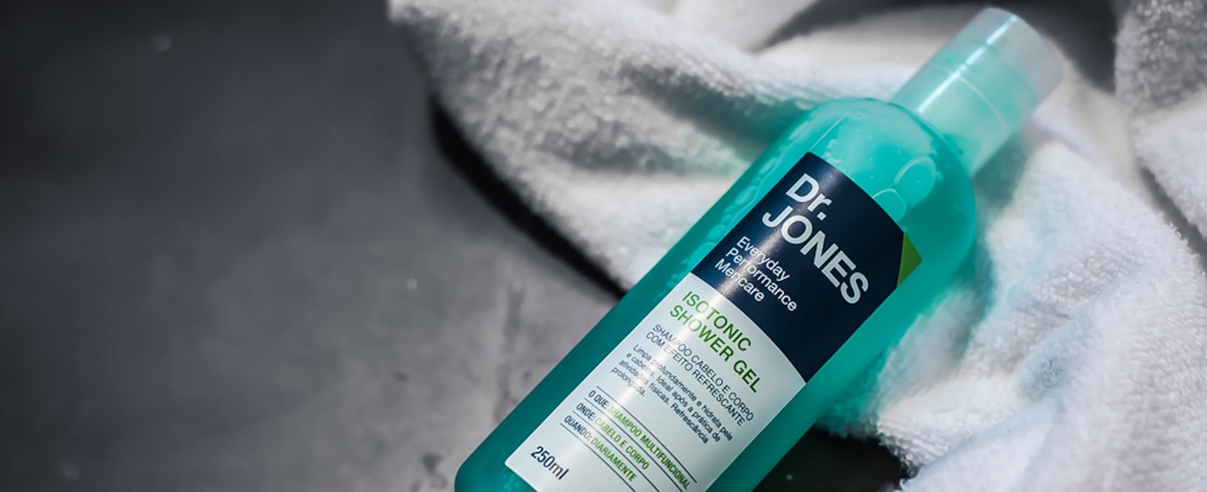 ISOTONIC SHOWER GEL