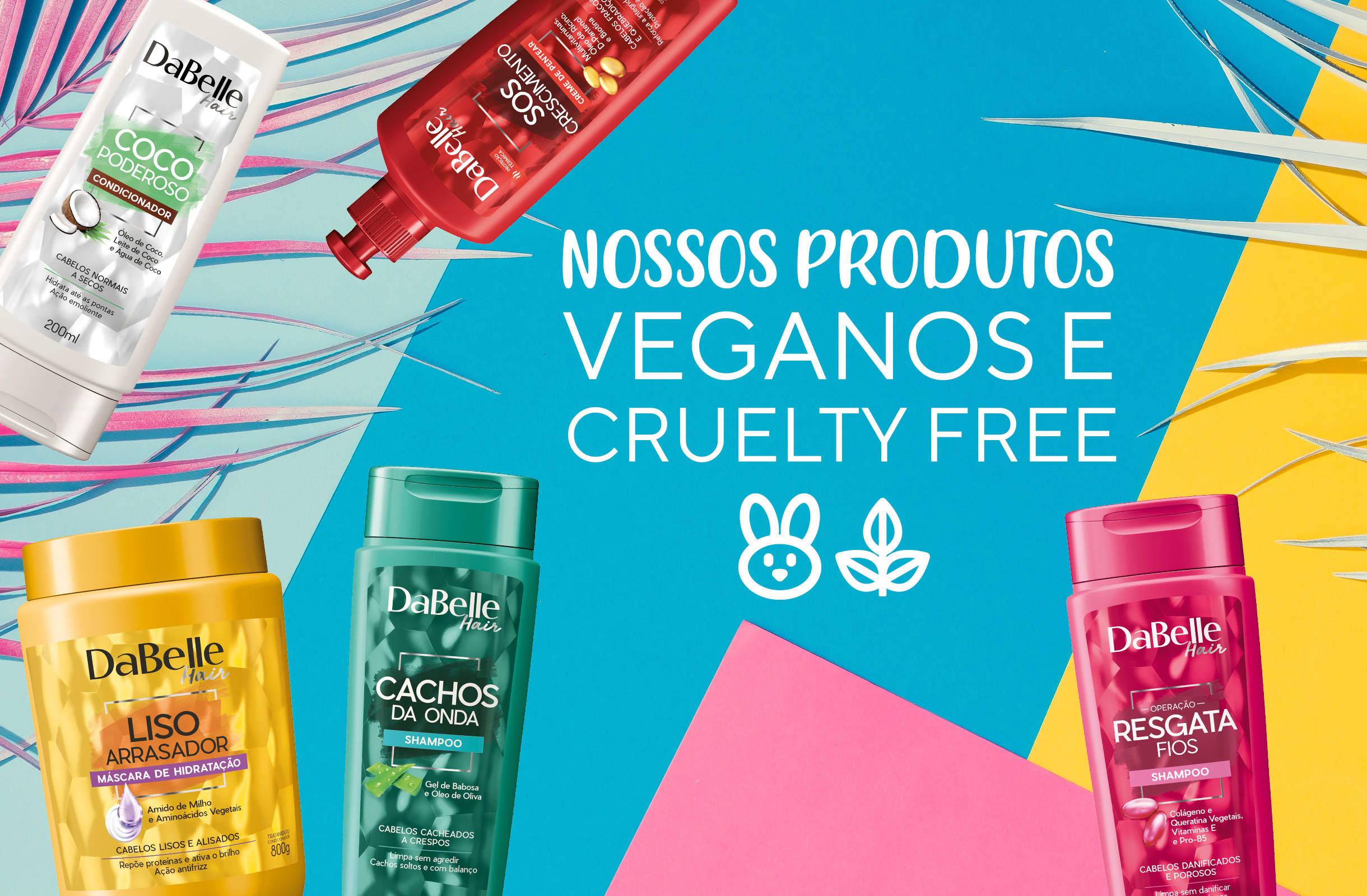 Conheça nossos produtos veganos