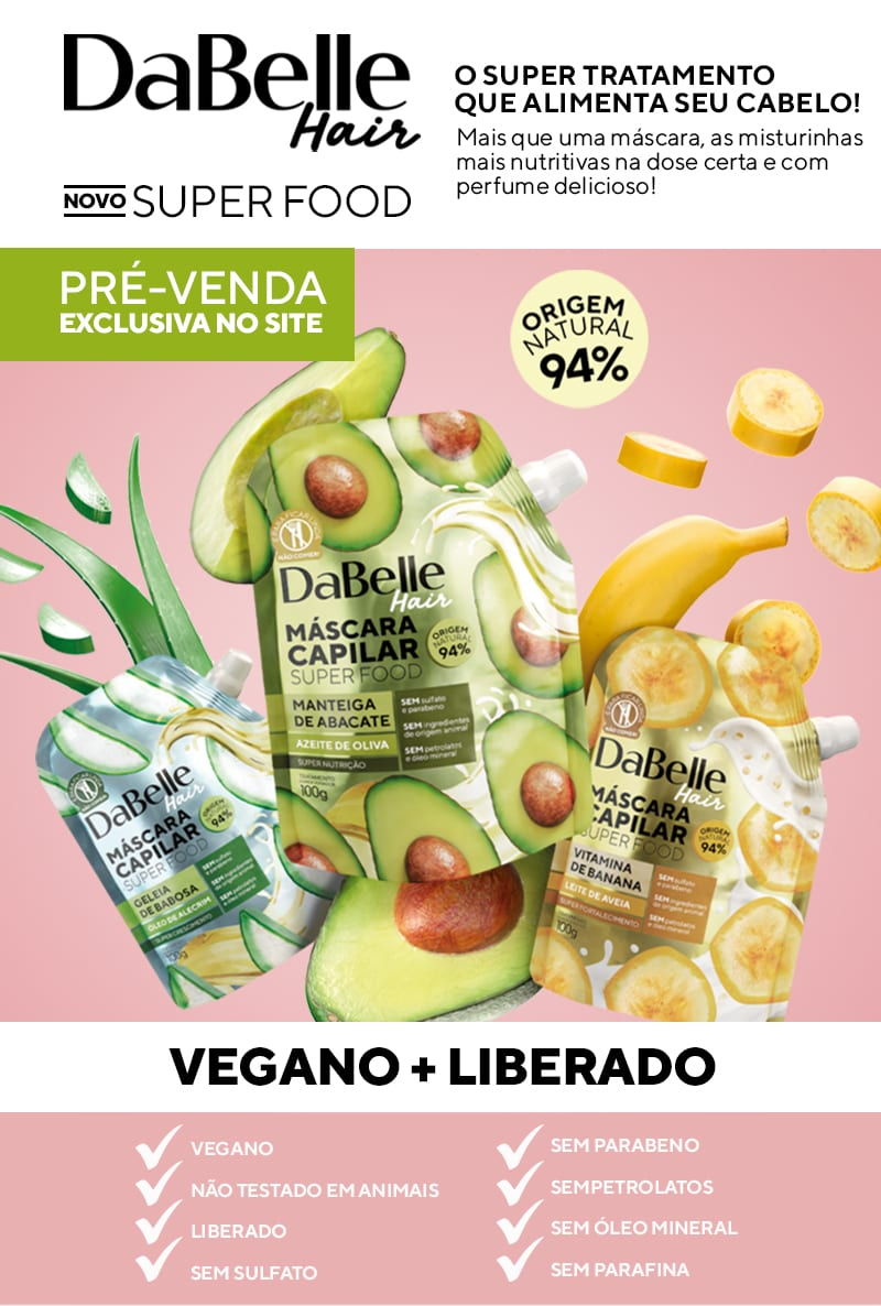 Super Food: Pré-venda exclusiva no site