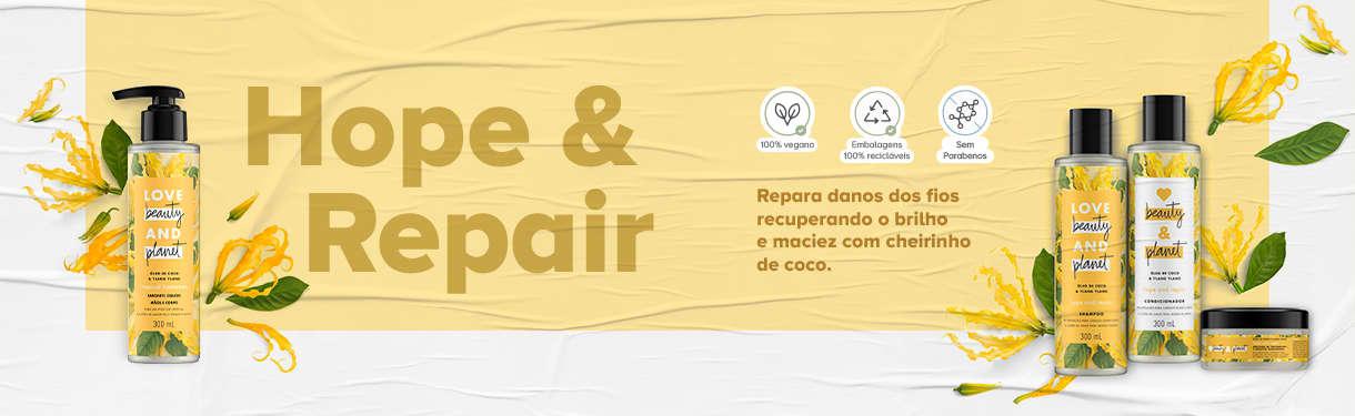 Banner Hope Página