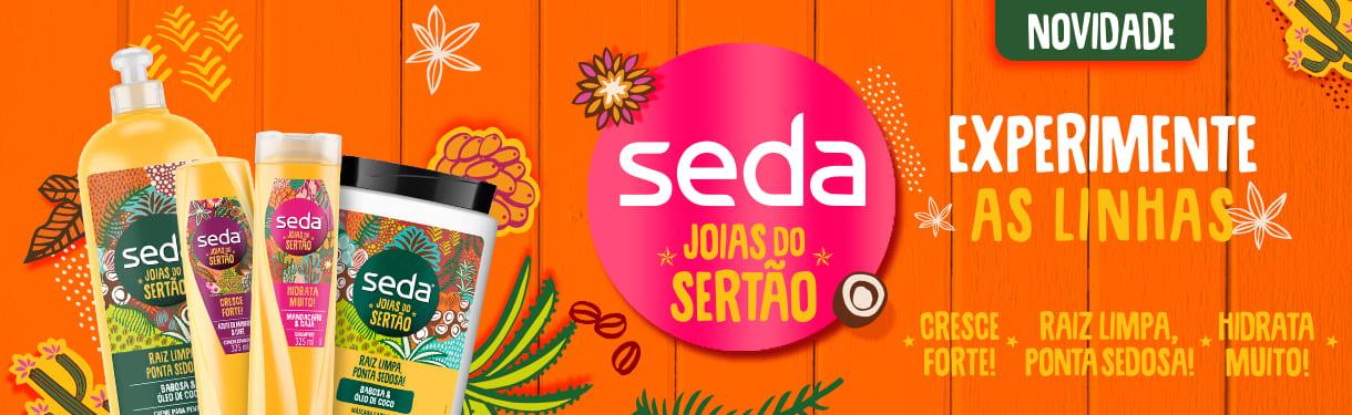 Seda Sertão - Página
