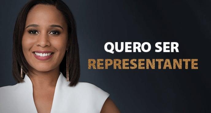 Quero ser Representante
