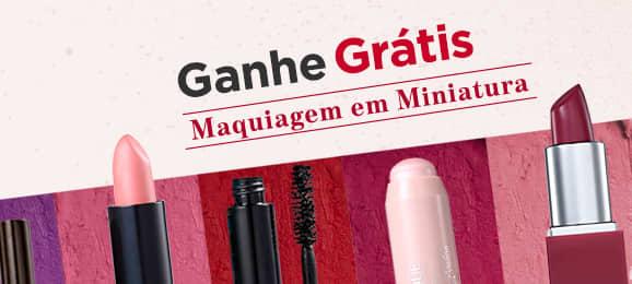 Cupom de Desconto Beleza na Web Miniatura Maquiagem