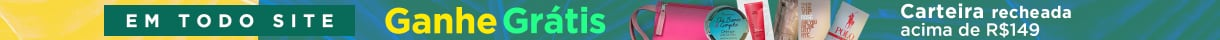 Ganhe Grátis Carteira Recheada acima de R$149