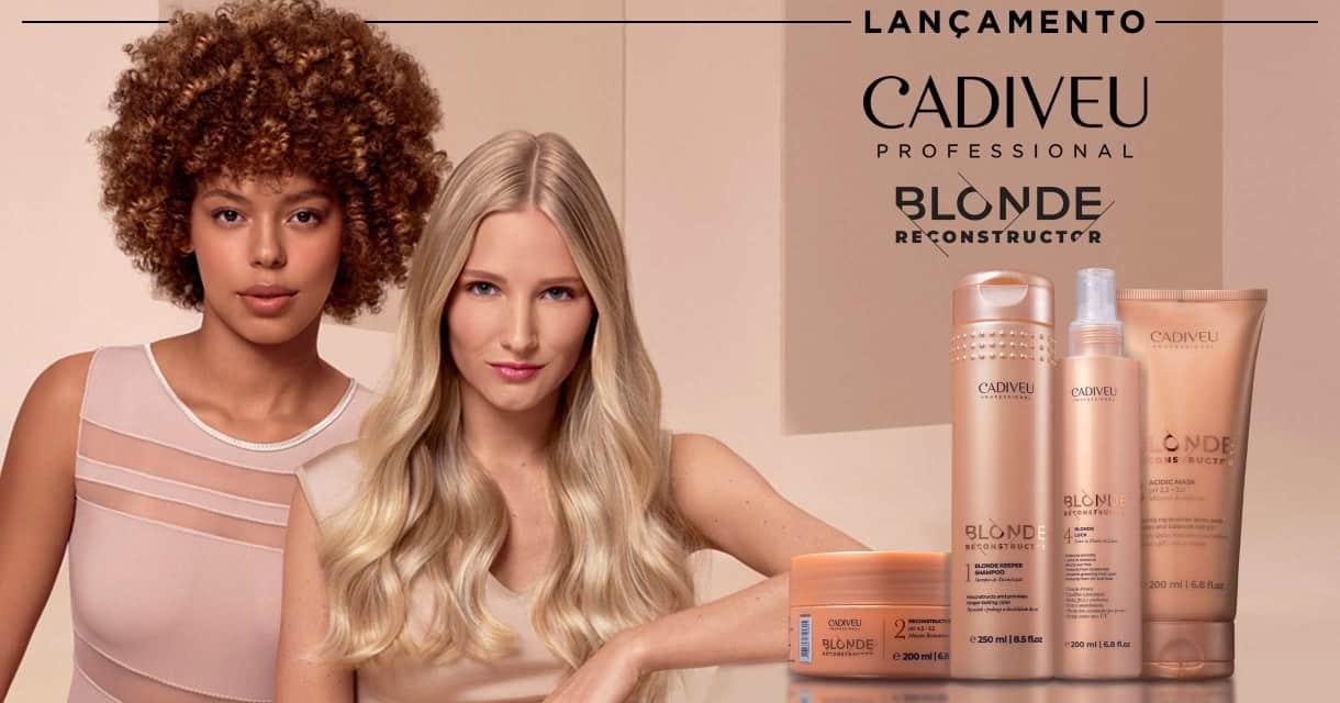Cadiveu: blonde