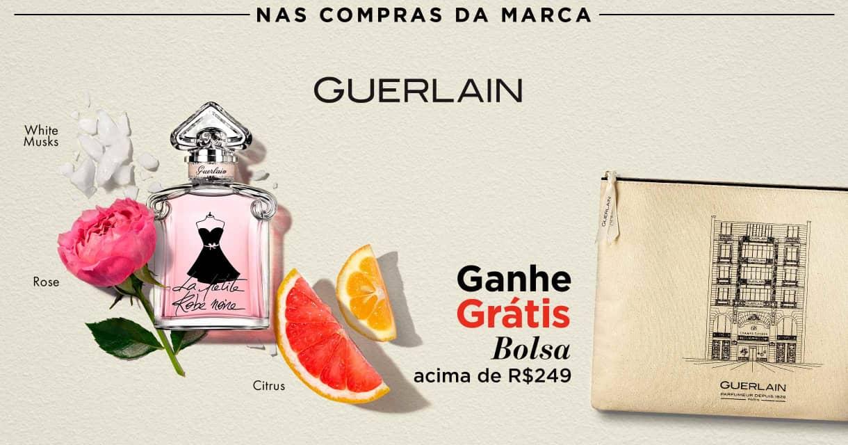 Perfume: Guerlain ganhe grátis 69647 acima de R$249