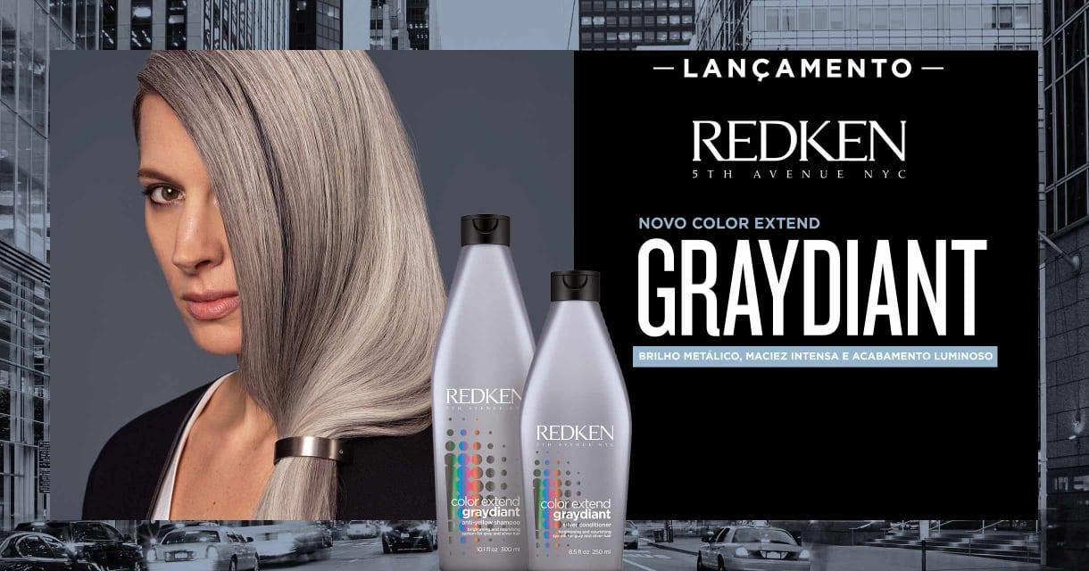 Cabelo: Redken lançamento Redken Color Extend Graydiant