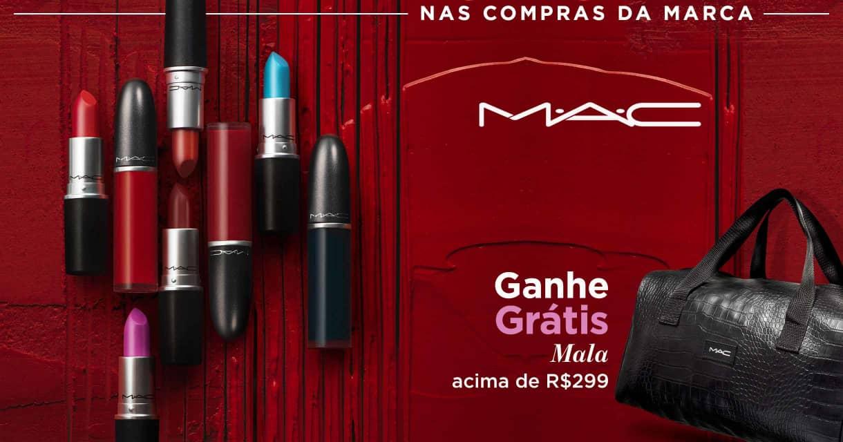 Maquiagem: Mac ganhe grátis 74308 acima de R$299