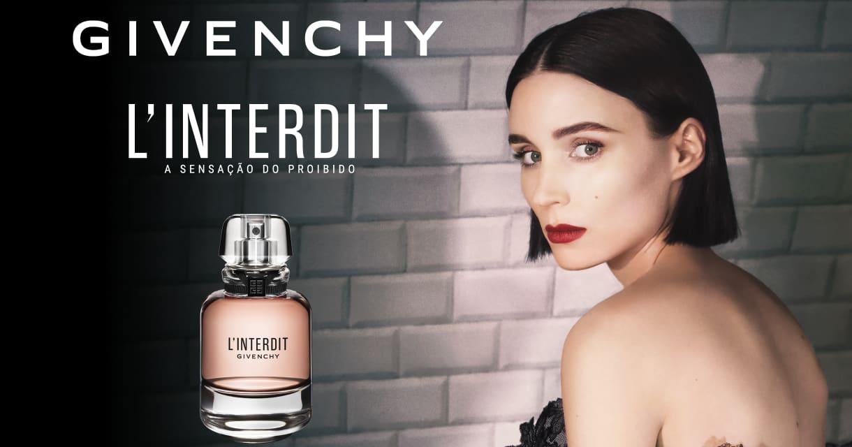 Perfumes: Givenchy L'interdit