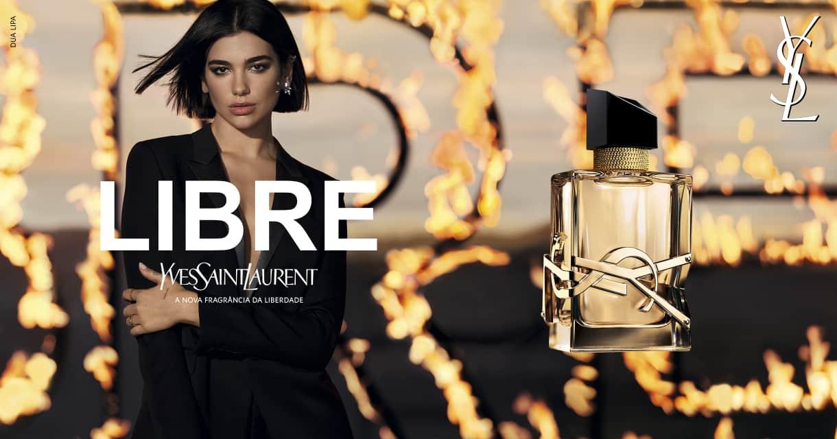 Perfumes: YSL: lançamento libre compre e ganhe mini