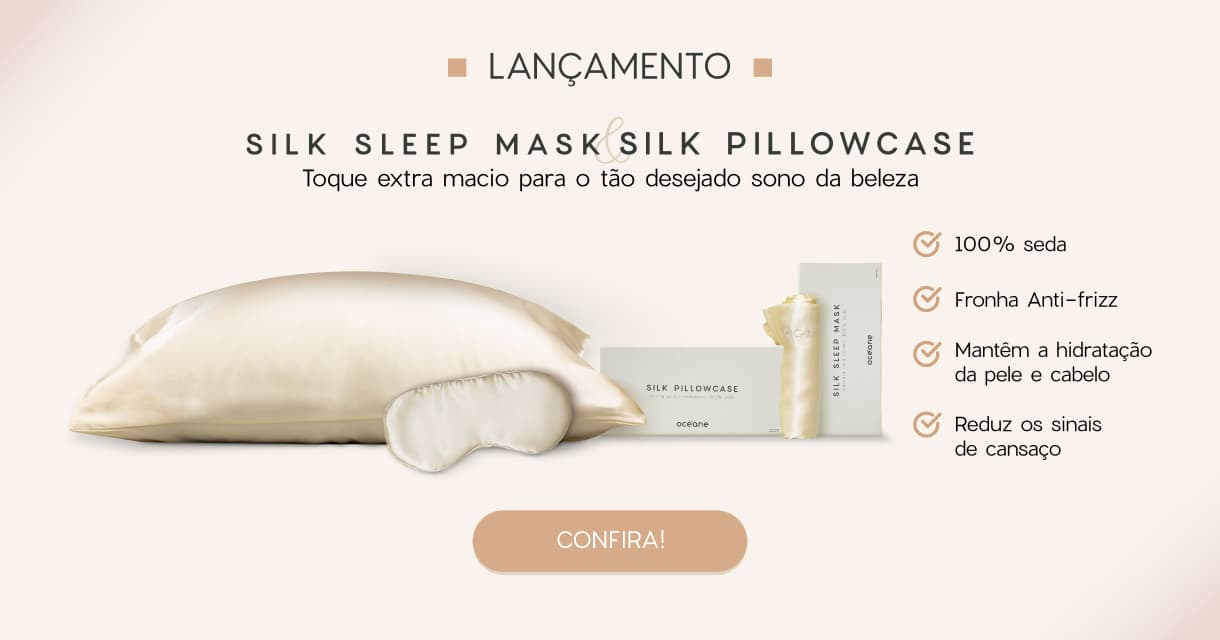 Banner Pillowcase e silk sleep mask