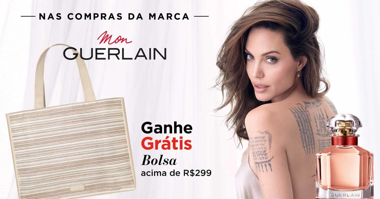 Perfumes: Guerlain: Ganhe bolsa 73706 nas compras acima de R$ 299