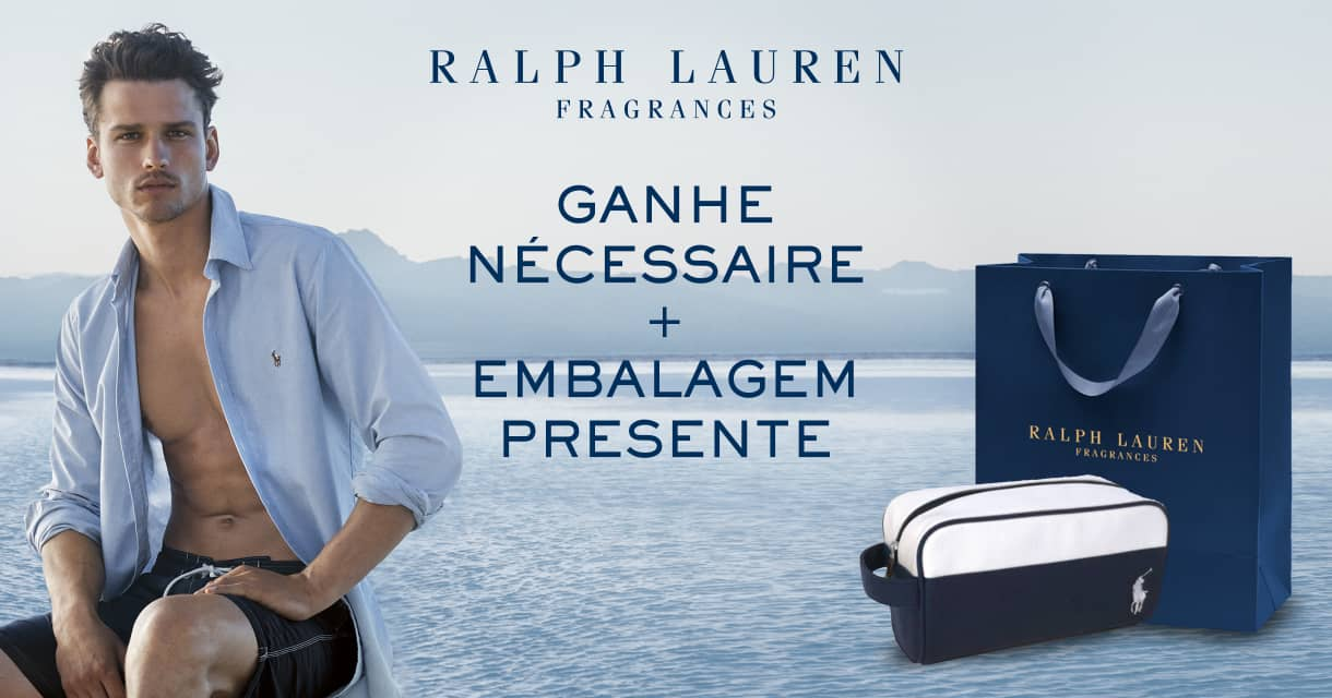Perfumes: Ralph Lauren: Compre e ganhe 64716,76043 na marca