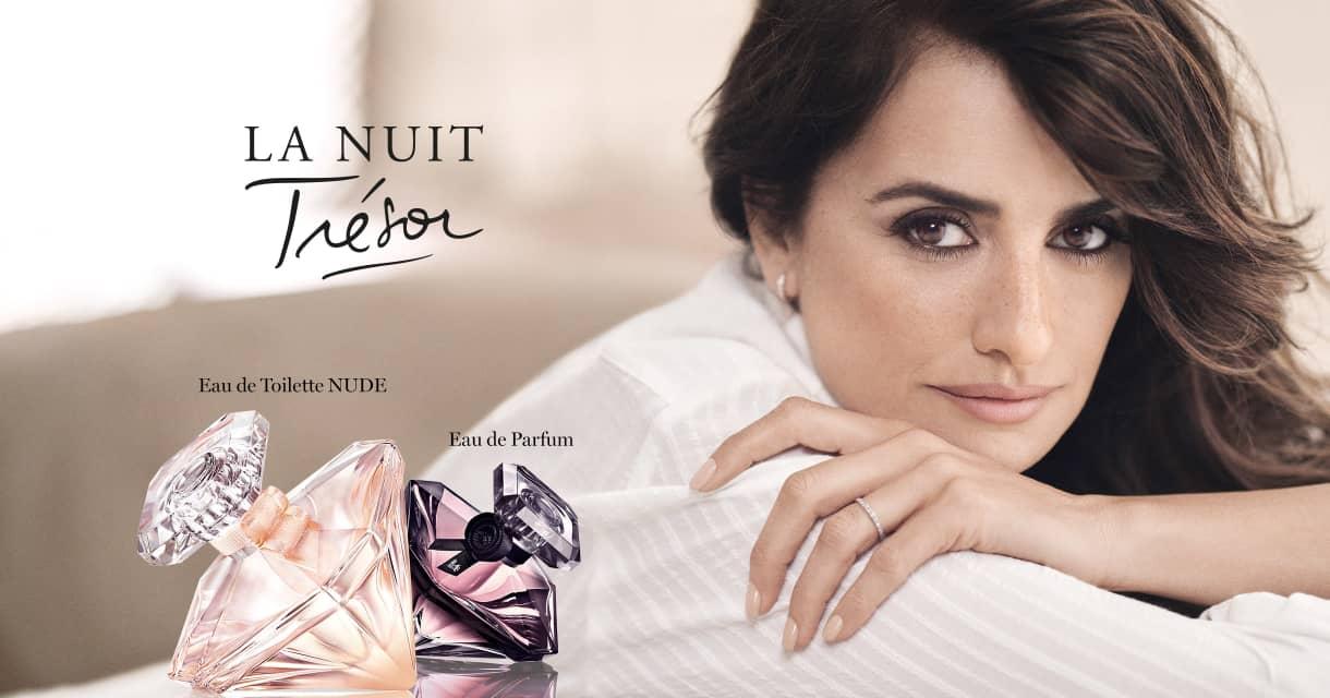 Perfumes: Lancôme: lançamento La Nuit Tresor Nude