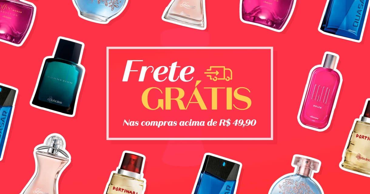 C13/20: HOME - Billboard Frete Grátis Acima de 49,90
