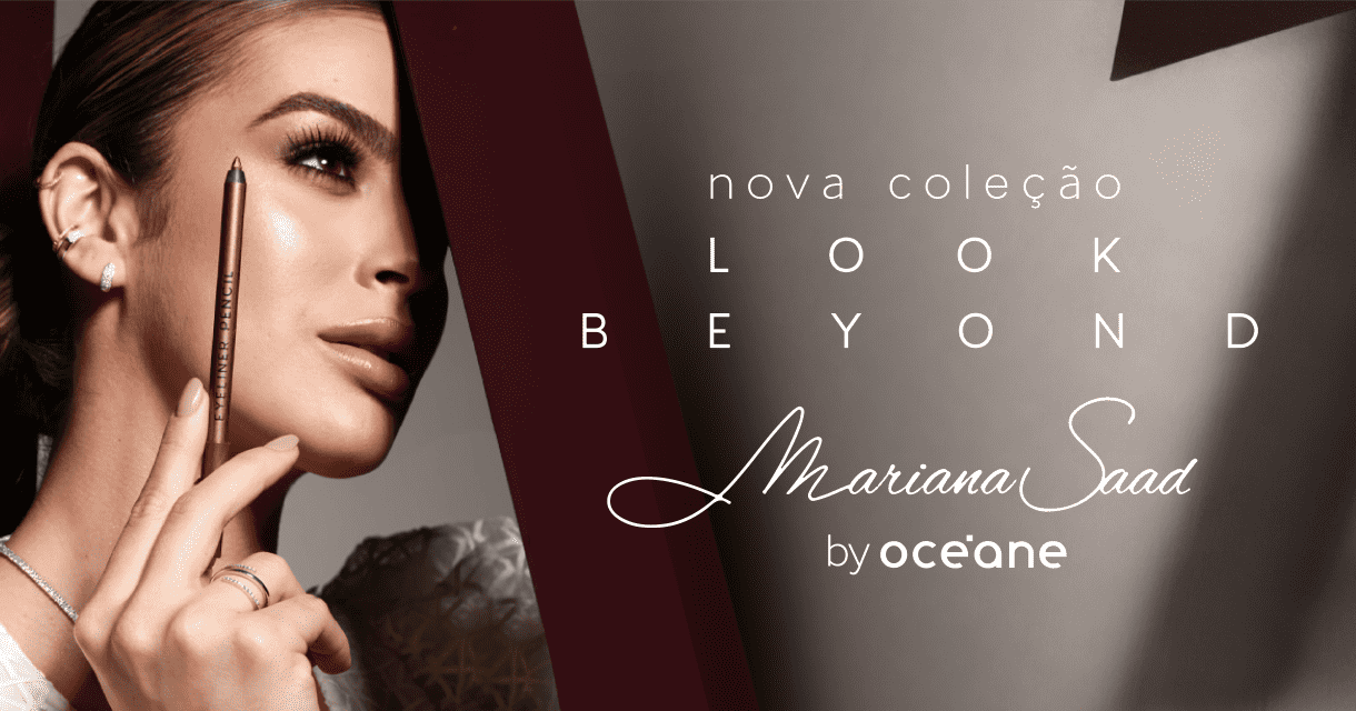 Lançamento Look Beyond Mariana Saad