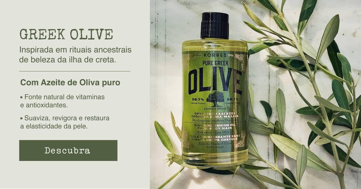 Banner Greek Olive