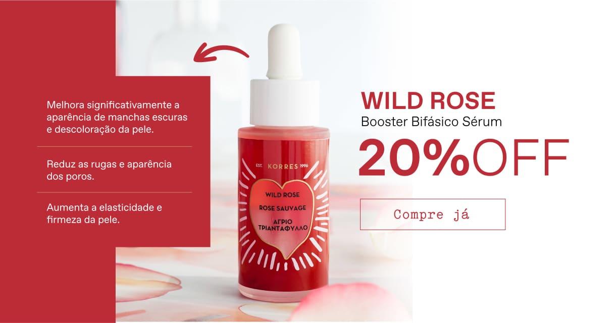 BANNER WILD ROSE BIFÁSICO