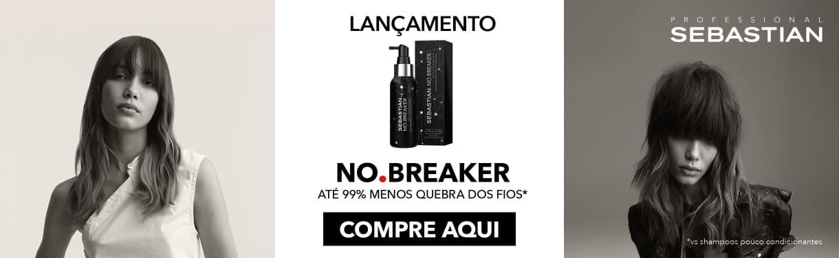 Lançamento No Breaker institucional