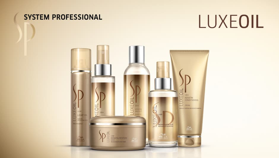 SP System Professional: Luxe Oil