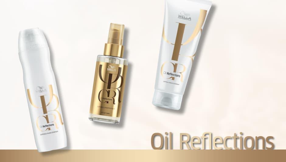 Wella Professionals: Linha Oil Reflections