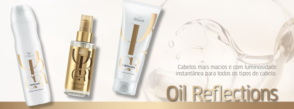 Wella Professionals: Linha Oil Reflections