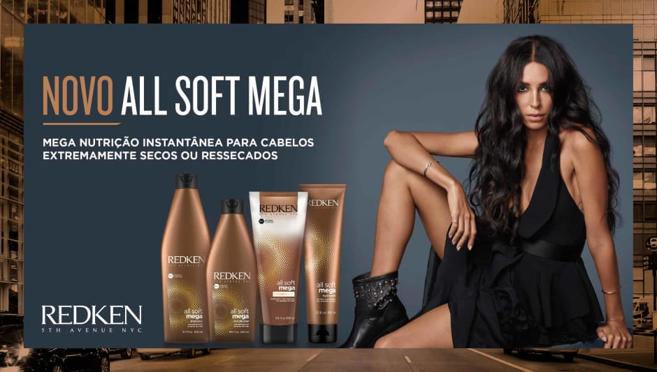Redken: All Soft Mega